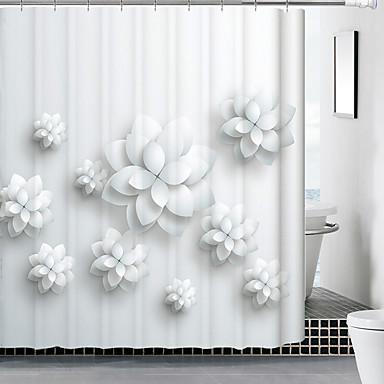 moderne poly coton 1 8 haute qualit rideaux de douche de 5307096 2017. Black Bedroom Furniture Sets. Home Design Ideas