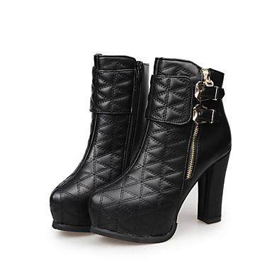 s boots fall winter comfort pu dress casual