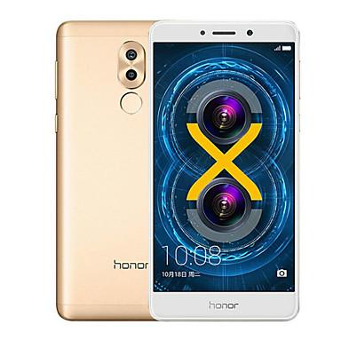 HUAWEI® Honor 6X 5.5 2.5D Android 6.0 4G Smartphone (Dual SIM Octa Core 12MP Dual Came 4GB+64GB) Metal Fingerprint