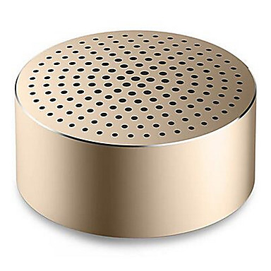 Xiaomi Mini Portable Wireless Bluetooth Speaker (Gold or Silver)