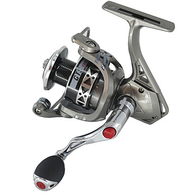 New Design Fishing Reel Spinning Reels 5.21 8 Ball Bearings ExchangableSea Fishing Spinning Freshwater Fishing Trolling & Boat Fishing Carp Fishing