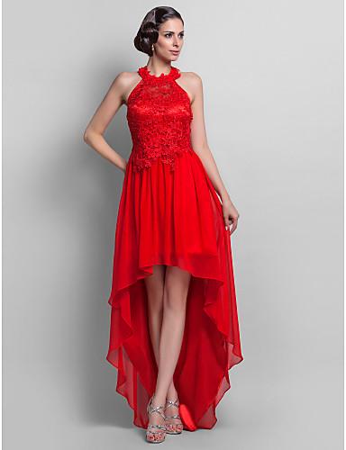 Vestido de festa de 15 anos vermelho