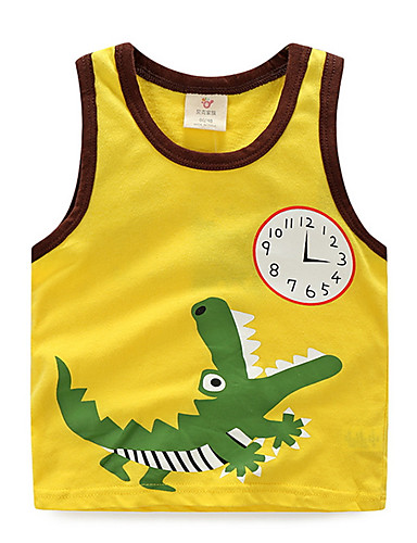 Buy 2016 Kids T-Shirt Mini Crocodile Green Cotton Baby Girls Boys Short Sleeved T Shirts Children Clothing