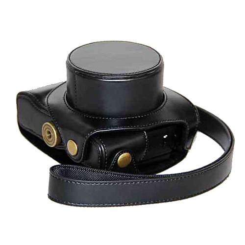 Чехол canon sc-dc75 * кожаный чехол для canon powershot g1x, canon sc-dc75 имеет специальную констру