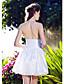 GLEDA - Vestido de Novia de Tafetán