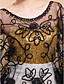 Wedding  Wraps Capelets Sleeveless Tulle Black / White / Champagne / Gold Party/Evening Pattern