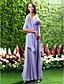 VARYA - kjole til brudepige i chiffon