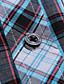 JamesEarl 남성 셔츠 카라 긴 소매 셔츠 & 블라우스 브라운 - DA202029250