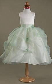 FLICK - Robe de Communion Organza Satin