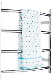 40W arc veggfeste sirkulært rør håndkle warmmer tørkestativ
