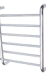 60W RVS wandhouder ronde buis handdoek droogrek