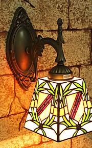 MIRFIELD - Wandlampe Tiffany