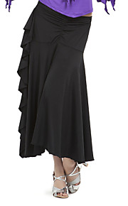 ballroom dames polyester moderne dans rok meer kleuren