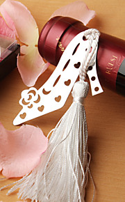 Marque-page & ouvre-enveloppe(Rose)Thème classique-Non personnalisée Acier inox