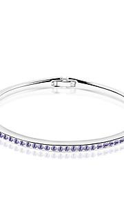 Legering Dames Tennis Armbanden Kristal