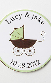 Konvolut Sticker Wedding Invitationer