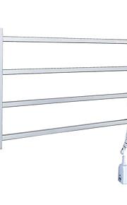 moderne rustfritt stål speil polert håndklevarmer 50W