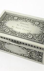 détenteurs de bijoux personnalisés belle alliage de zinc tutania millésime femmes