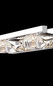 Cristal élégant et lumières de mur en métal avec 2 lumières dans la conception de diamant