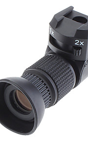 Seagull 1x-2x Right Angle Finder voor Canon, Nikon, Pentax, Minolta, Fuji, Olympus en Leica SLR-camera's
