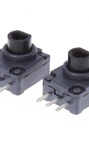 Udskiftning LT / RT Knap til XBOX360 Wireless Controller