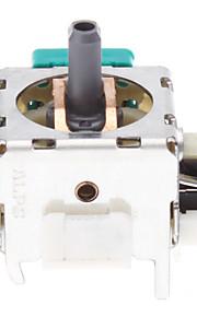 Udskiftning 3D Rocker Joystick til Xbox 360 (grøn)