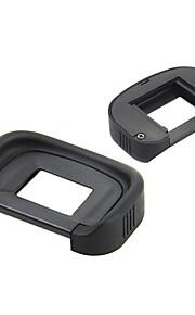 EG Silmäsuppilo Canon 1DIII/1D IV/7D (musta)