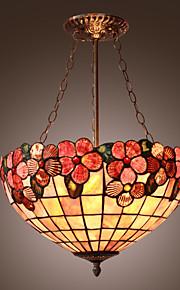 elegante lampadario di lusso con motivo a fiore