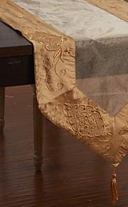 традиционные бегунов картины полиэстера стол