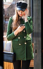 TS Zweireiher Tweed Coat