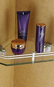 Современный элегантный алюминиевый ванной полки