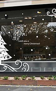 Holiday Tervetuloa Joulu Wall Tarrat