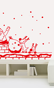 Holiday Christmas Santa Claus Wall Tarrat