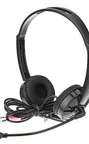DT-385 Super-Bass hoge kwaliteit hoofdtelefoon met microfoon voor Computer
