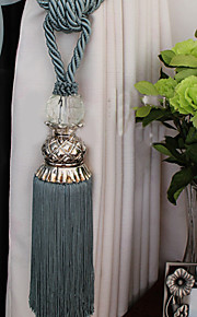Modern Fashion Grey Tassel (One Pair)