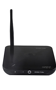 Ourspop MK839 Quad-Core Android 4.2.2 Google TV afspiller Bluetooth RJ452.0MP Camara (2 GB RAM 8GB ROM)