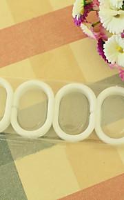 C-formet Curtain Clip Ring (Diameter 3cm) Sett med 12