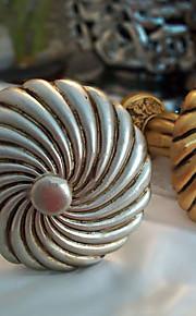 (Una coppia) Classic Retro Holdbacks modello a spirale solidi