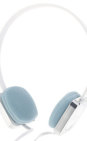 KE-700 Stereo Headphone för iPhone / Samsung / Media Player