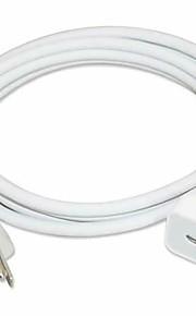 US Plug Strømkabel til Apple MacBook 45W / 60W / 85W AC Adapter