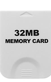 32 MB geheugenkaart voor wii