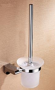 Stainless Steel Toilet Brush Holder with Brush