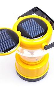 9-LED lanterne solaire extérieure super brillant Camping Lumière