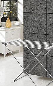 Aquecedor de Toalha Alumínio Idependente 950*520*740mm Aluminio Contemporâneo