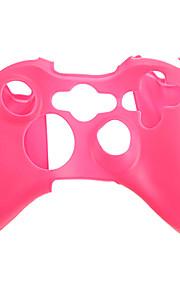Xbox360 Controller Noctilucent beschermhoes Silicone Skin tas