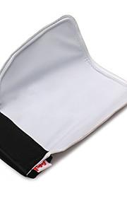 dak flitslicht accessoires pak (reflecterende shovel / softbox / honingraat / kleur chips)