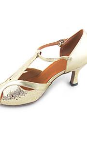 Women's Leatherette/Sparkling Glitter Latin / Ballroom Dance  Shoes(More Colors)