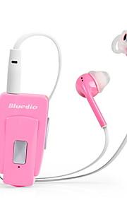 bluedio® eh met hoofdtelefoon bluetooth 4.0 in het oor met microfoon clip-on multipoint pairing voor iPhone 6/6 plus