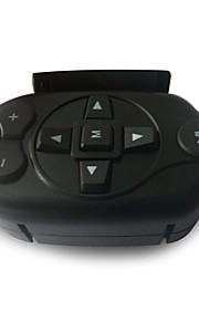 The Universal Wheel fjernbetjening Learning Infrarød bil MP3 Navigation Controller