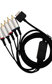 Component HD-TV Audio Video HD AV Cable for PSP GO